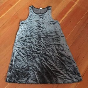 Crushed Velvet GAP cocktail dress